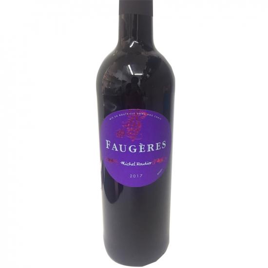 A22 Vin rosé faugères