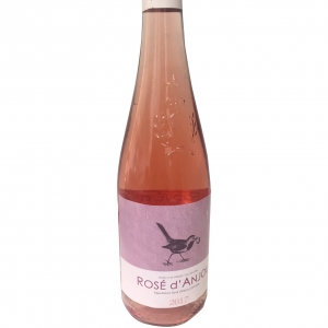 A21 Vin rosé d'anjou
